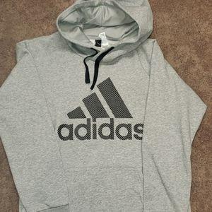 Mens Adidas pullover hoodie